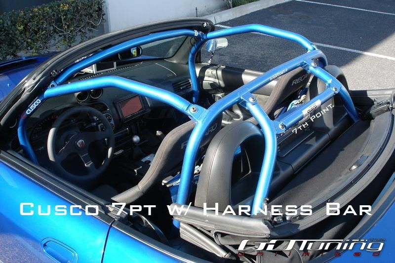 Fs Cusco 7 Pt Roll Cage Thru Dash Very Rare Roll Cage Bike Toy Honda S2000