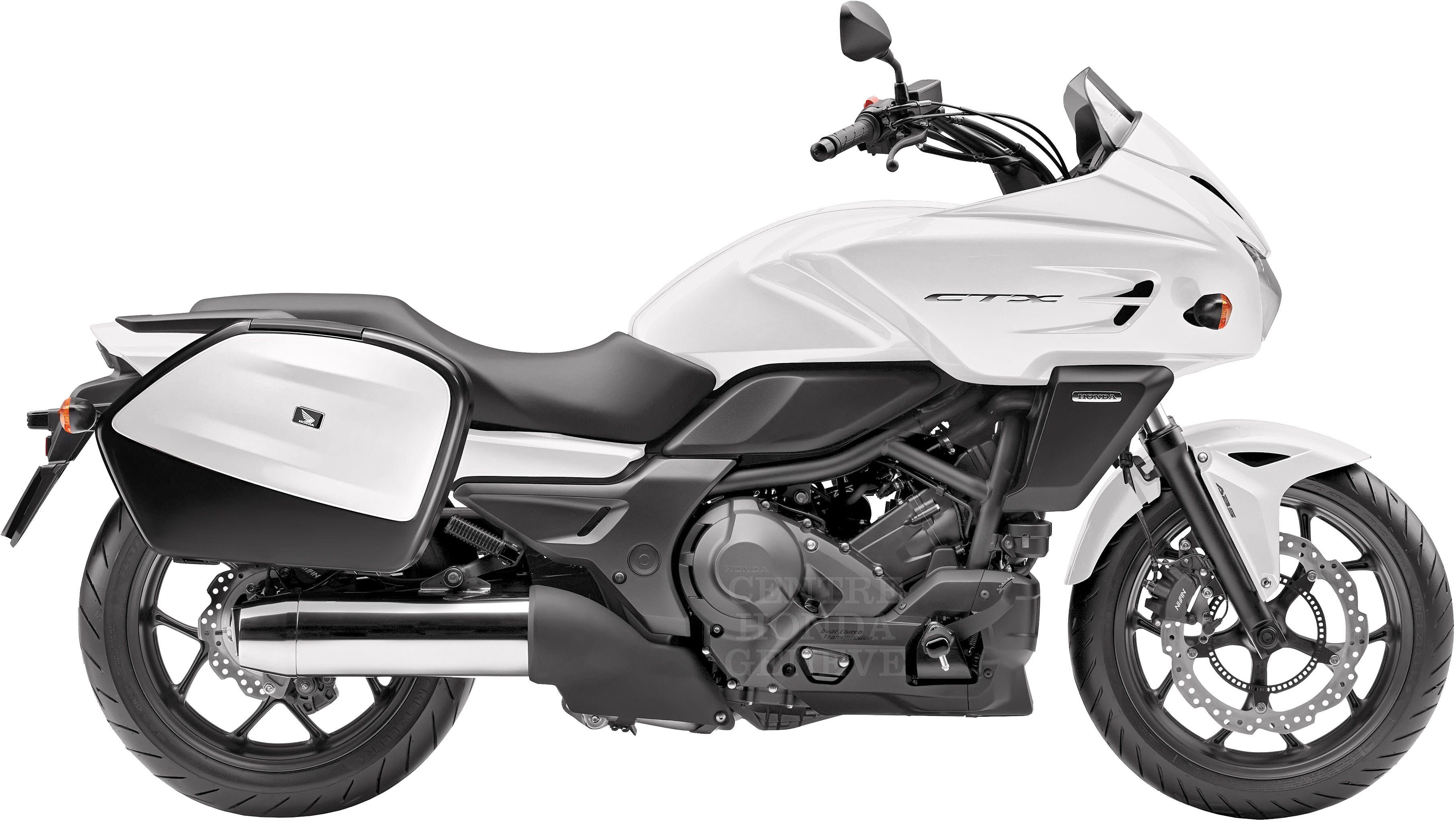 My Brand New Ride A 2014 Honda Ctx700 Manual Motorcycles