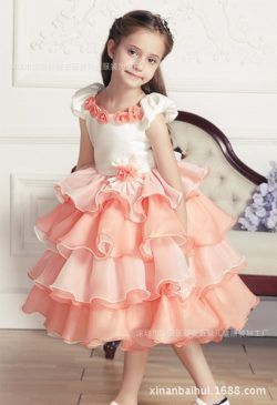 0d4b18f9f9647 Latest Baby Girls Frocks Designs 2017 | Girls Frocks | Girls party ...