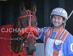 Brandon Campbell, harness racing