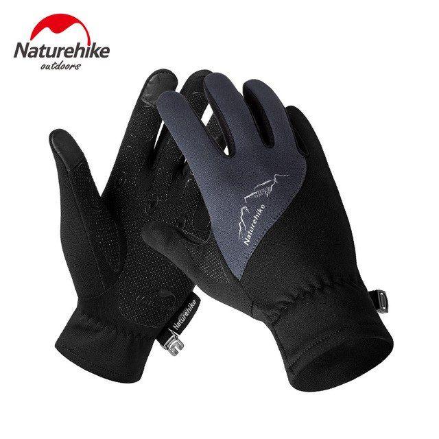Naturehike Outdoor Sports Gloves Touch Screen Glove For Men Women