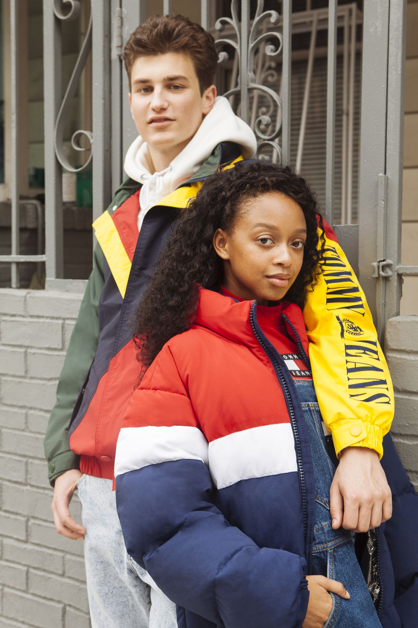 Baby It S Cold Outside New Puffers Inspired By The Archives From Tommy Jeans As Seen In Brooklyn B Tommy Hilfiger Fashion Tommy Jeans Tommy Hilfiger Jackets [ 2000 x 1333 Pixel ]