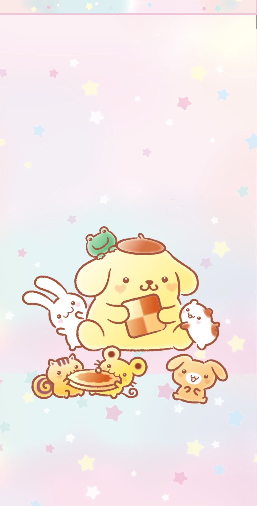 Pin by hazel anne on kawaii cute wallpapers fondos de - Cute asian cartoon wallpaper ...