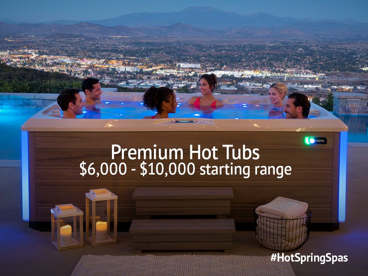 Interested in how much a hot tub costs? Depending on the type of hot ...
