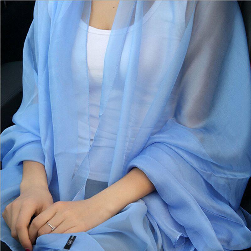 Fashion Oversized Large Silk Scarves Muslim Women Islamic Hijab Shawl Female Winter Encharpe Amira Scarf Banada Stole Scarves