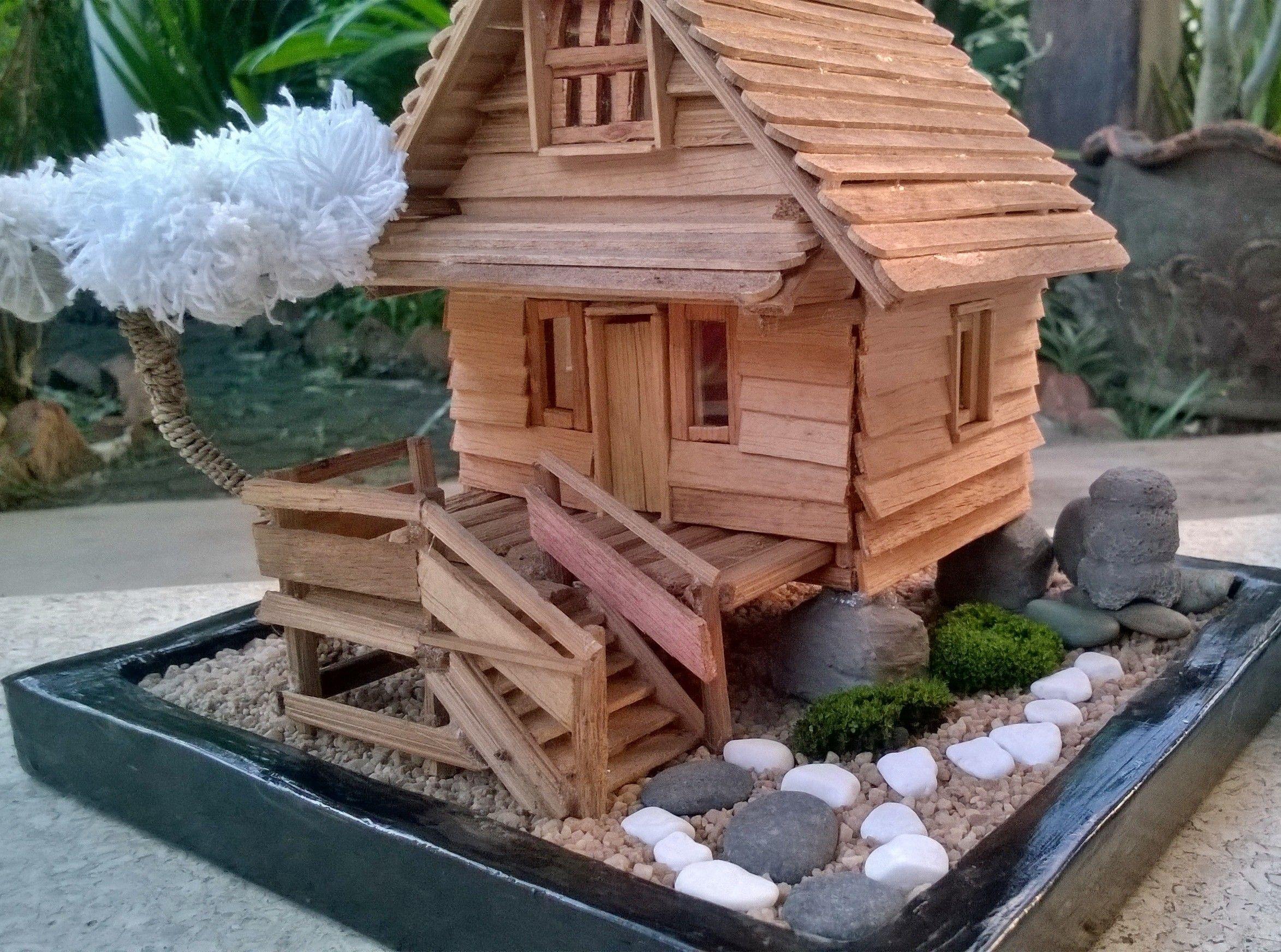 Diy The Hut Zen Garden Mini Zen Garden Fairy Garden 400 x 300