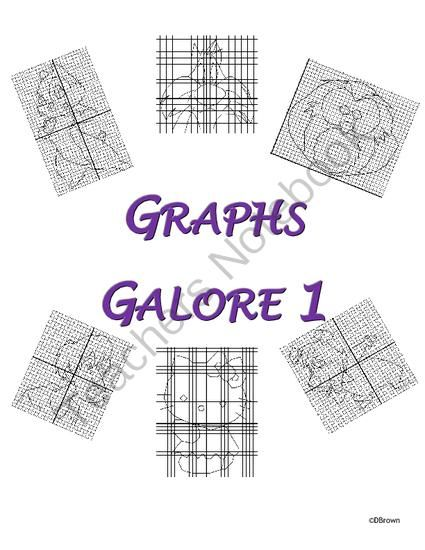 Graphs Galore from DawnMBrown on TeachersNotebook.com