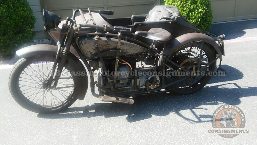 1920 Ace Four Cylinder Motorcycle For Classic Motorcycles For Sale Classic Motorcycles Motorcycle
