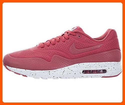 Nike Men s Air Max 1 Ultra Moire Terra RedTerra RedWhite Running Shoe