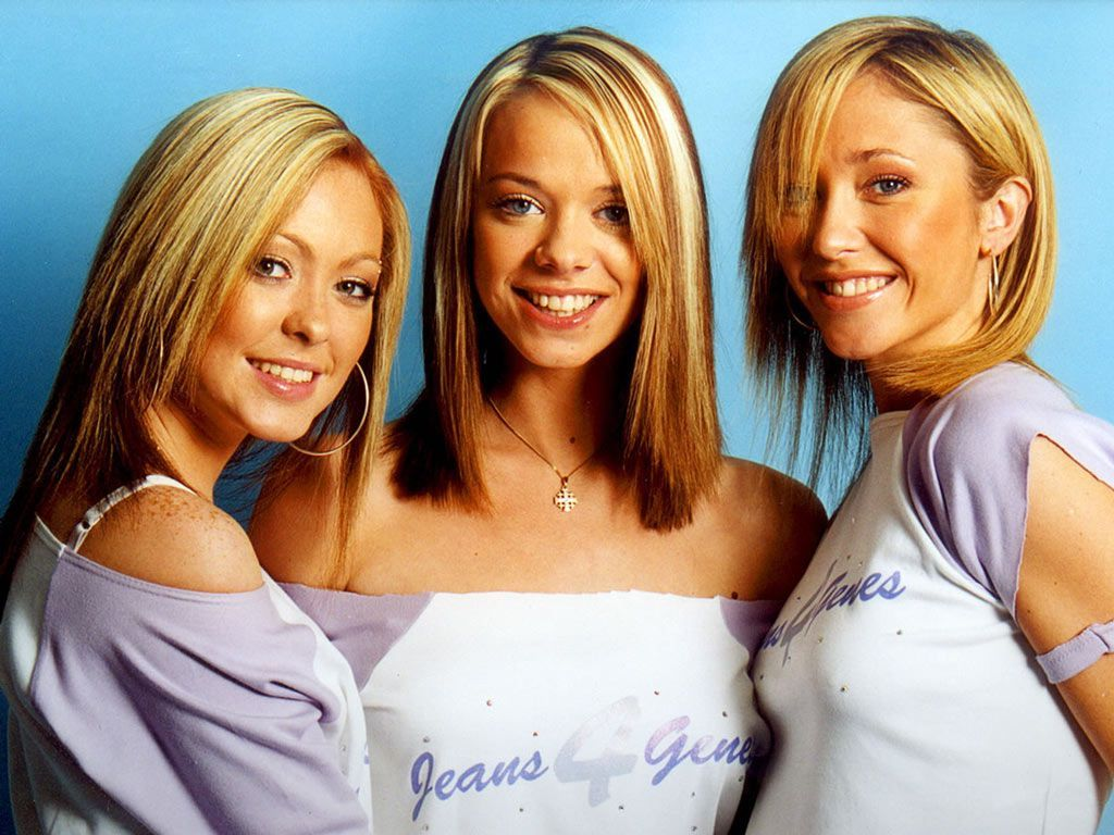 The Official Atomic Kitten Website Atomic Kitten Female Singers British Music