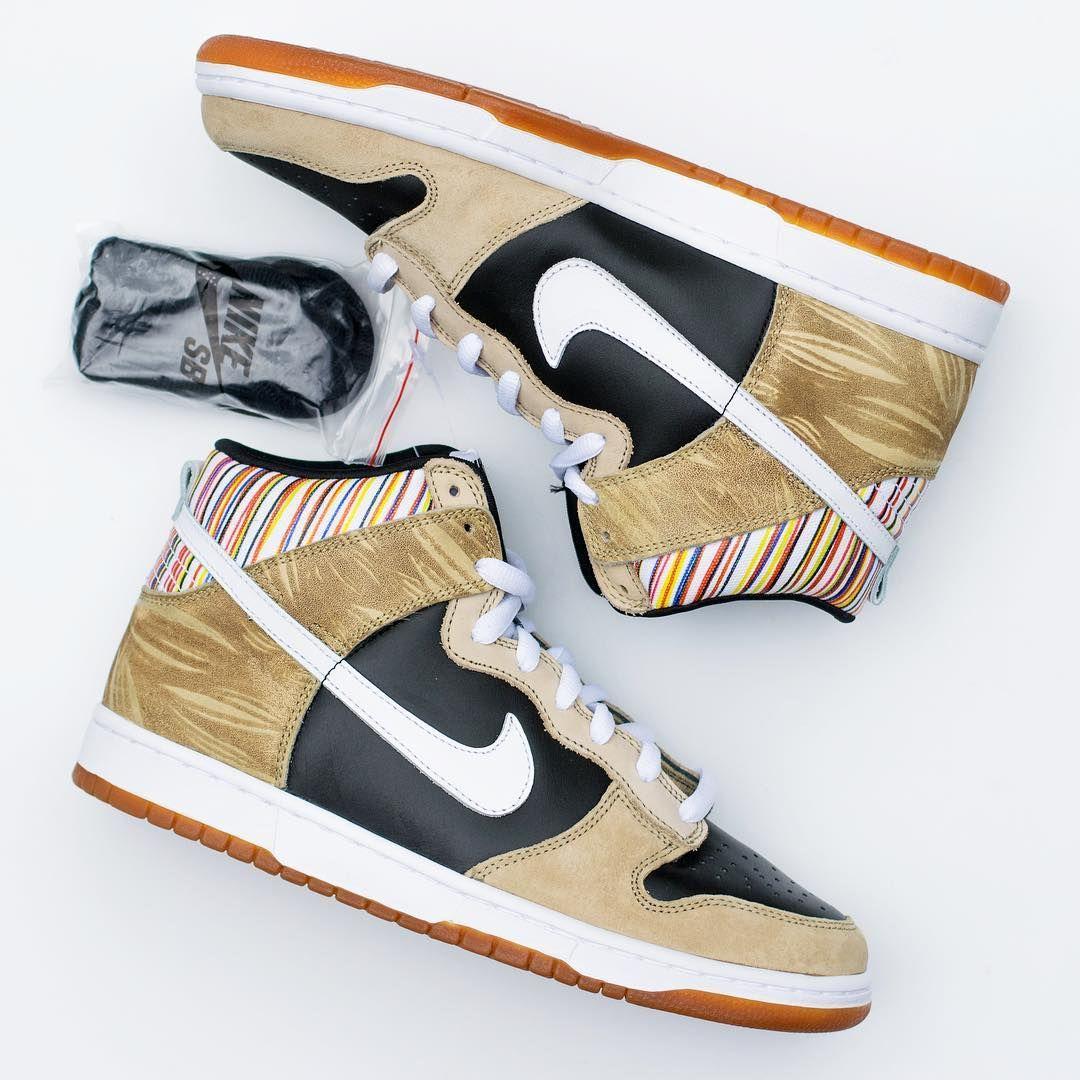 Nike Dunk High Premium Sb Paul Ulrich Sneakers Nike Nike Dunk High Nike Dunks
