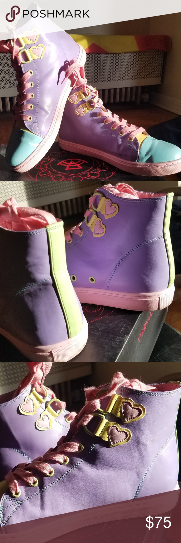 Pastel Chelseas Pastel Chelsea 11 💜 UnDamaged 💜 Paid $90 💜 🌸Feel free to ask questio