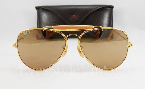 d8025fb4a21 B L RayBan New Old Stock W0364 The General by EyesStyleVintage ...