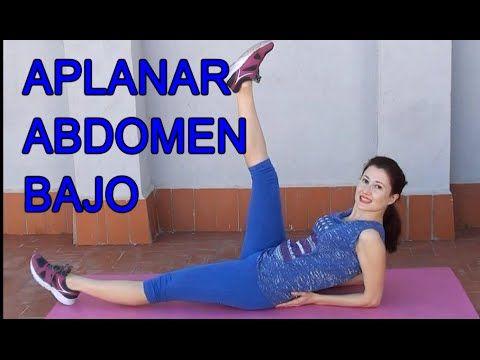 ejercicios para adelgazar bajo vientre