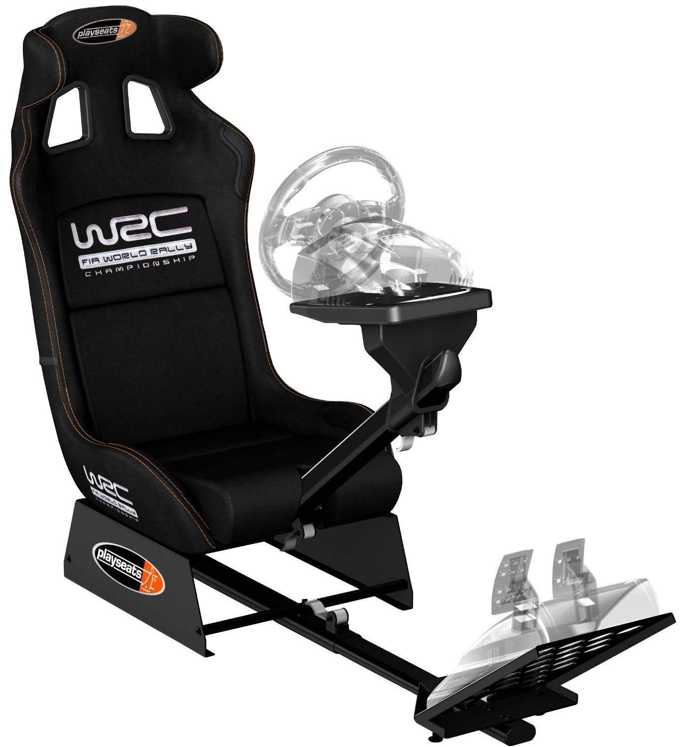 Playseat World Rally Championship Gaming Seat Video Games