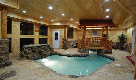 Perfect Copper River   3 Bedroom, 2.5 Bathroom Cabin Rental In Pigeon Forge,  Tennessee.