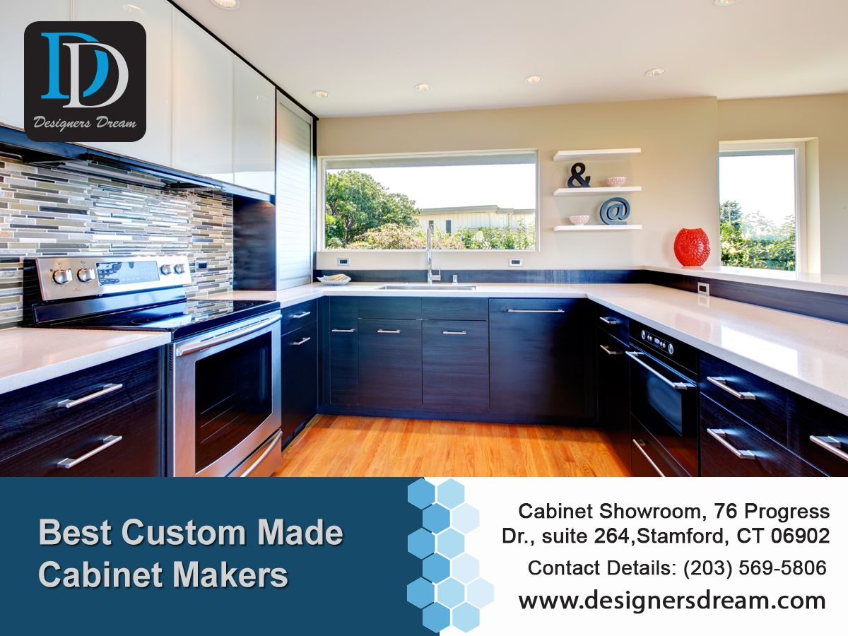 Upgrade Your Ordinary Cabinets Your Way With Designers Dream Custom Made Furnishings Are A Hit Cabinet Design Custom Cabinets Cabinet