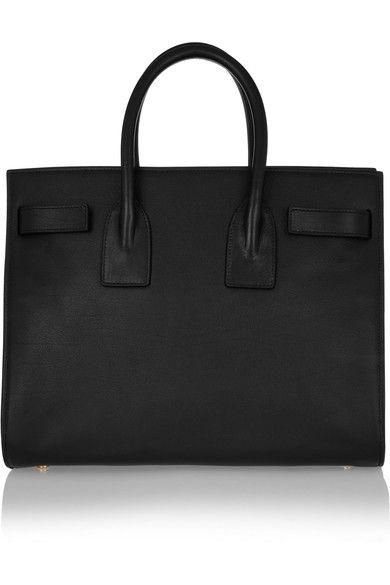 Tote One Jour Sac Size Small Laurent De Saint Leather Black xqUAYHwq1 e2eb65b8b76