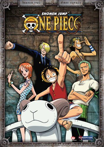 One Piece: Season 2, First Voyage   My Custom Products   One