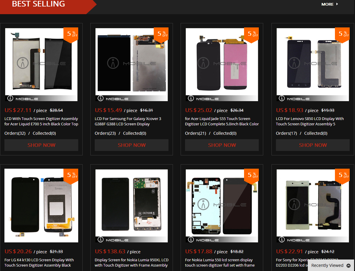 5a82d569f57c7 All Mobile Spare Parts are On Sale Now !!!Welcome to order.   Phone ...