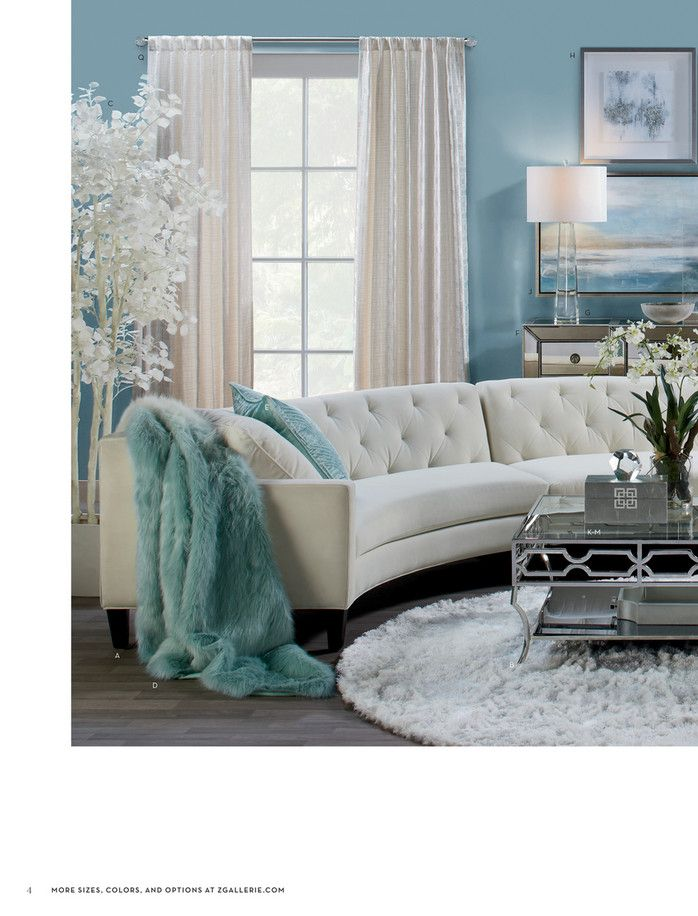 Z Gallerie - INSTANT CHIC - 3-2019 | Furniture, Home decor ...