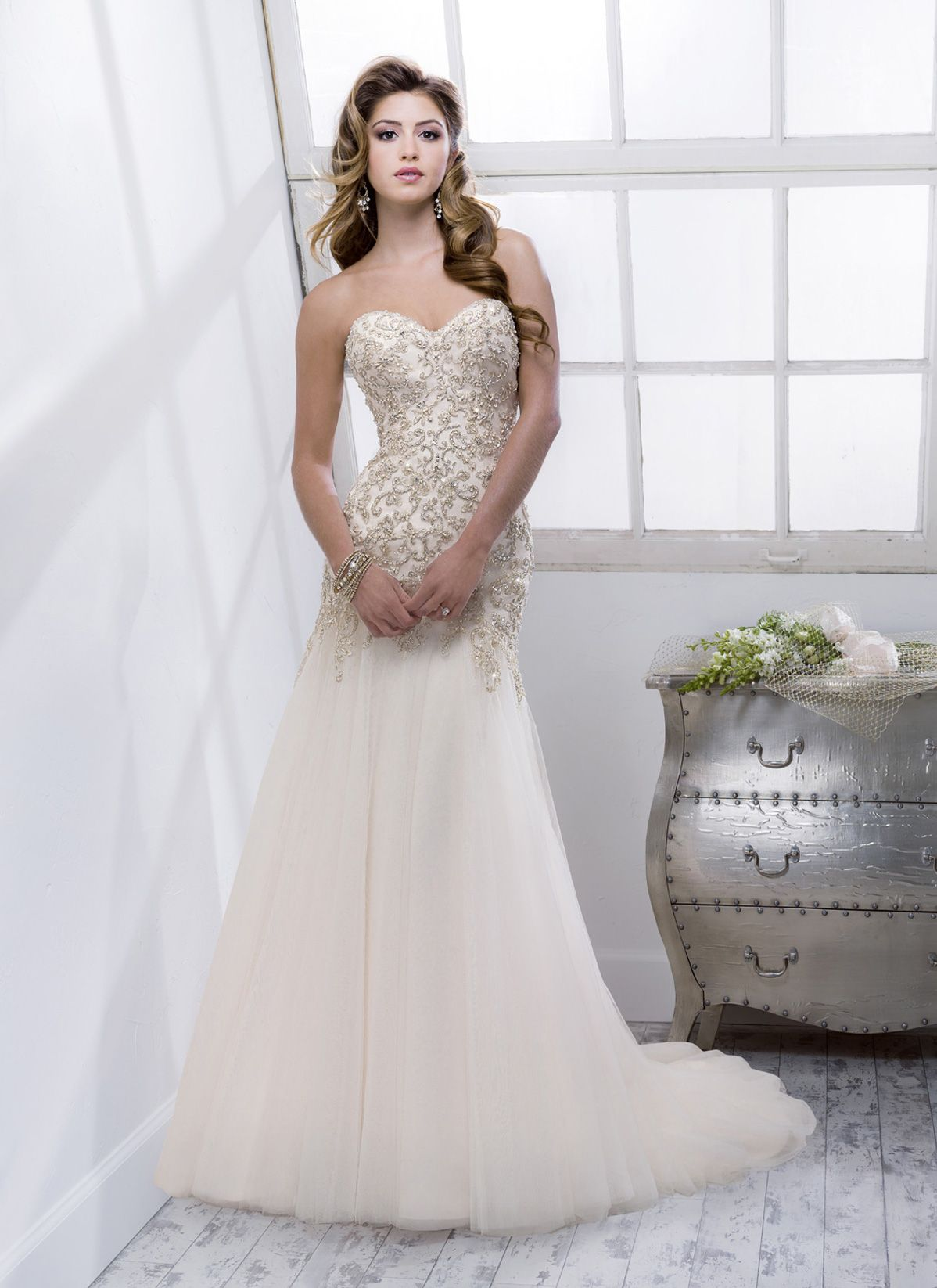Quincy by Sottero and Midgley at Brides of Berkhamsted