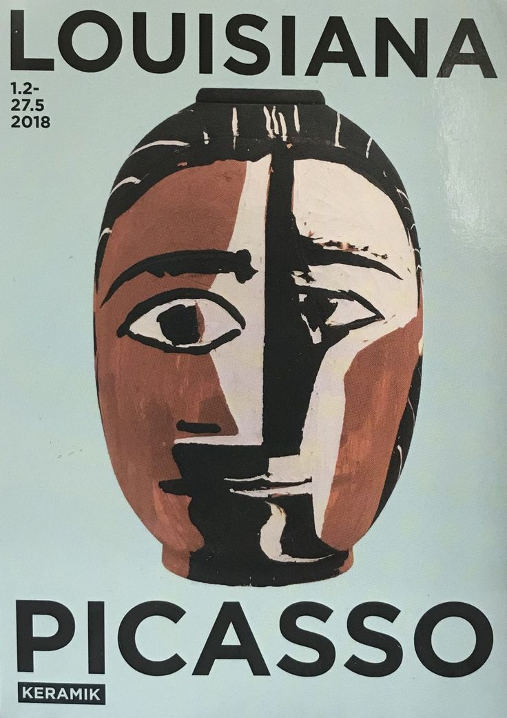 Did You Know Picasso Was A Potter Go See His Exhibit Now If You Are Near Copenhagen Sun Sea Picasso In 2020 Art Exhibition Posters Museum Poster Louisiana Museum