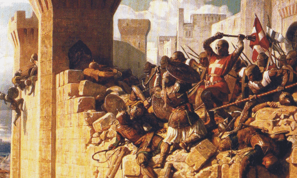 If you've ever tried to have an intellectual debate about Islam, chances are the Crusades are brought up. Many still believe that the Crusades were a serie