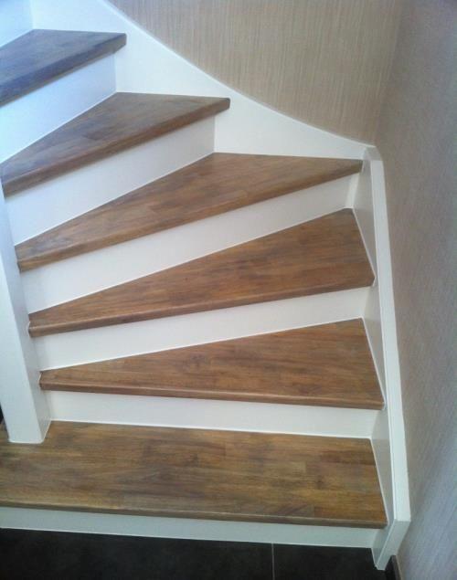 Houten trap schilderen tips google zoeken trap ideetjes pinterest houten trap zoeken en - Redo houten trap ...