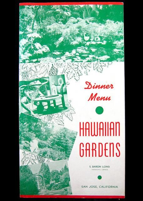 Hawaiian (restaurant Jose, | San Hawaiian  CA Gardens,