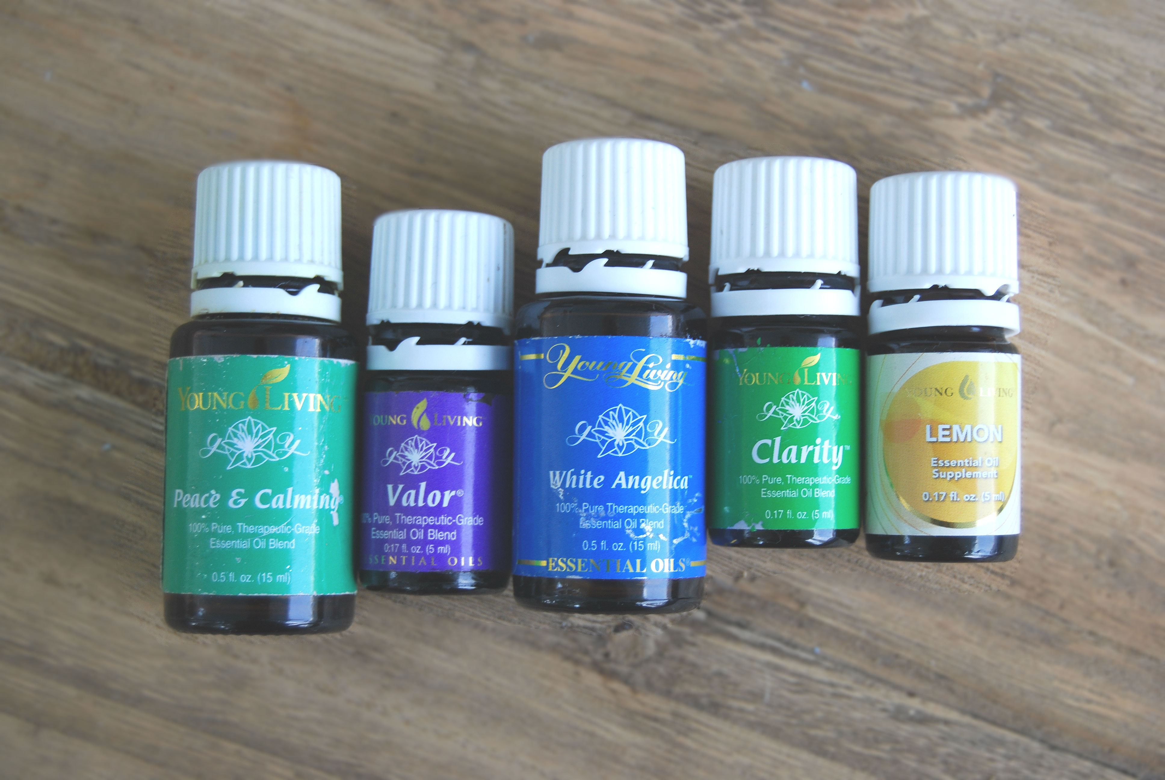 travel & stay healthy with young living essential oils