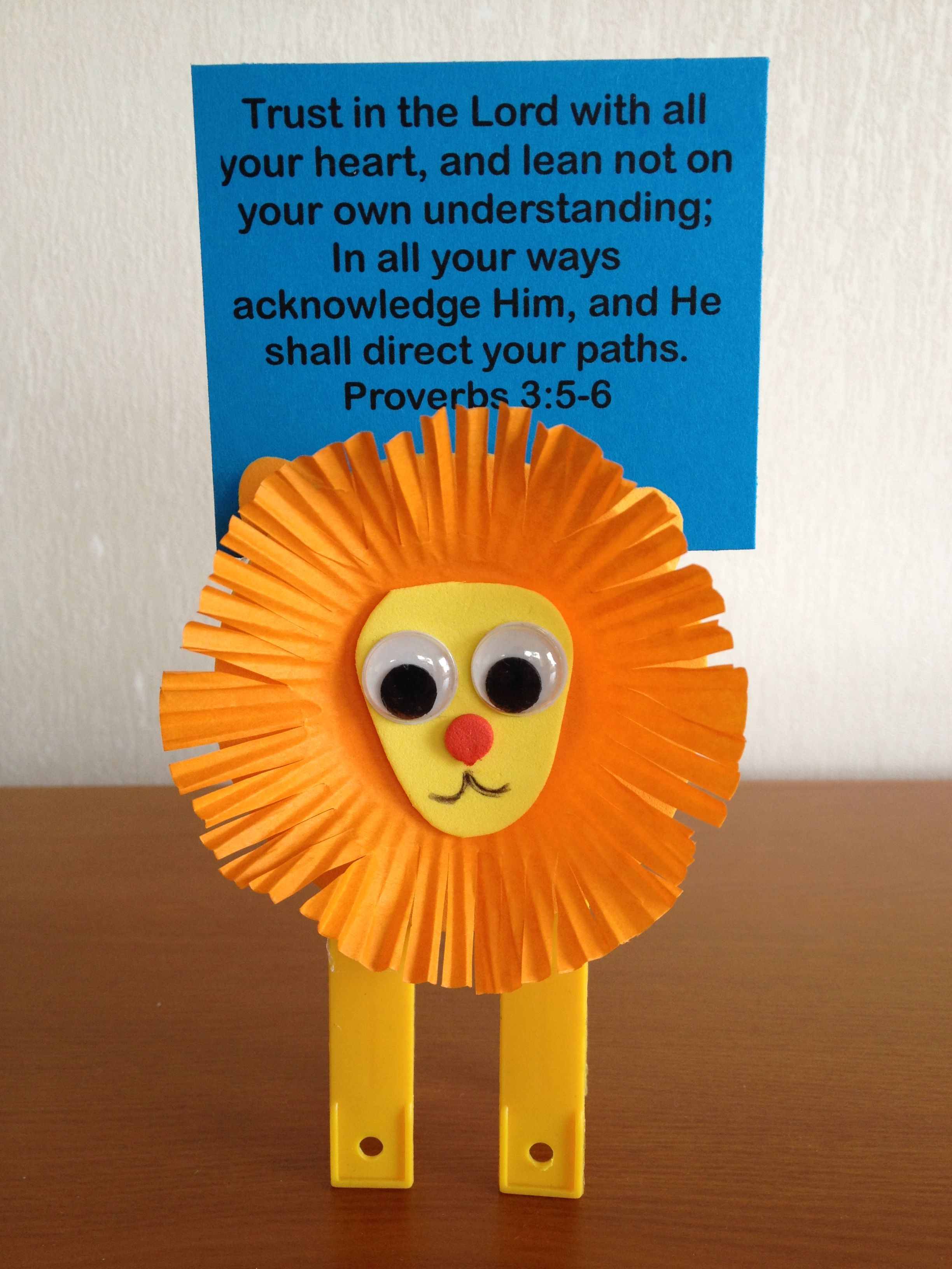 Daniel in the Lion's Den | Sunday School | Pinterest ...