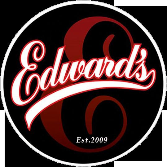 Edward's Steakhouse Steakhouse, Burger king logo, Neon signs
