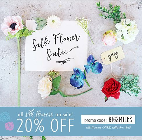 Afloral.com   Silk Flowers and Wedding Decorations for DIY Weddings