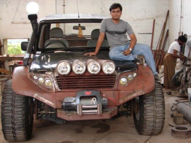 Photo of These 6 Indian Modified Cars Look Like Spectacularly Original Designs From Any Angle