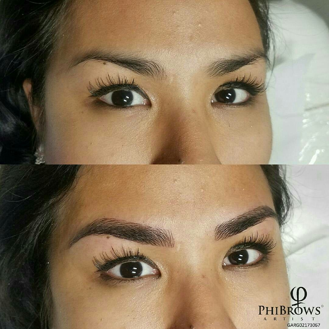 Microblading Phibrows Artist 3d Brows Semi permanent
