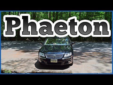 Regular Car Reviews 2004 Volkswagen Phaeton V8 Youtube Volkswagen Phaeton Volkswagen Car Review