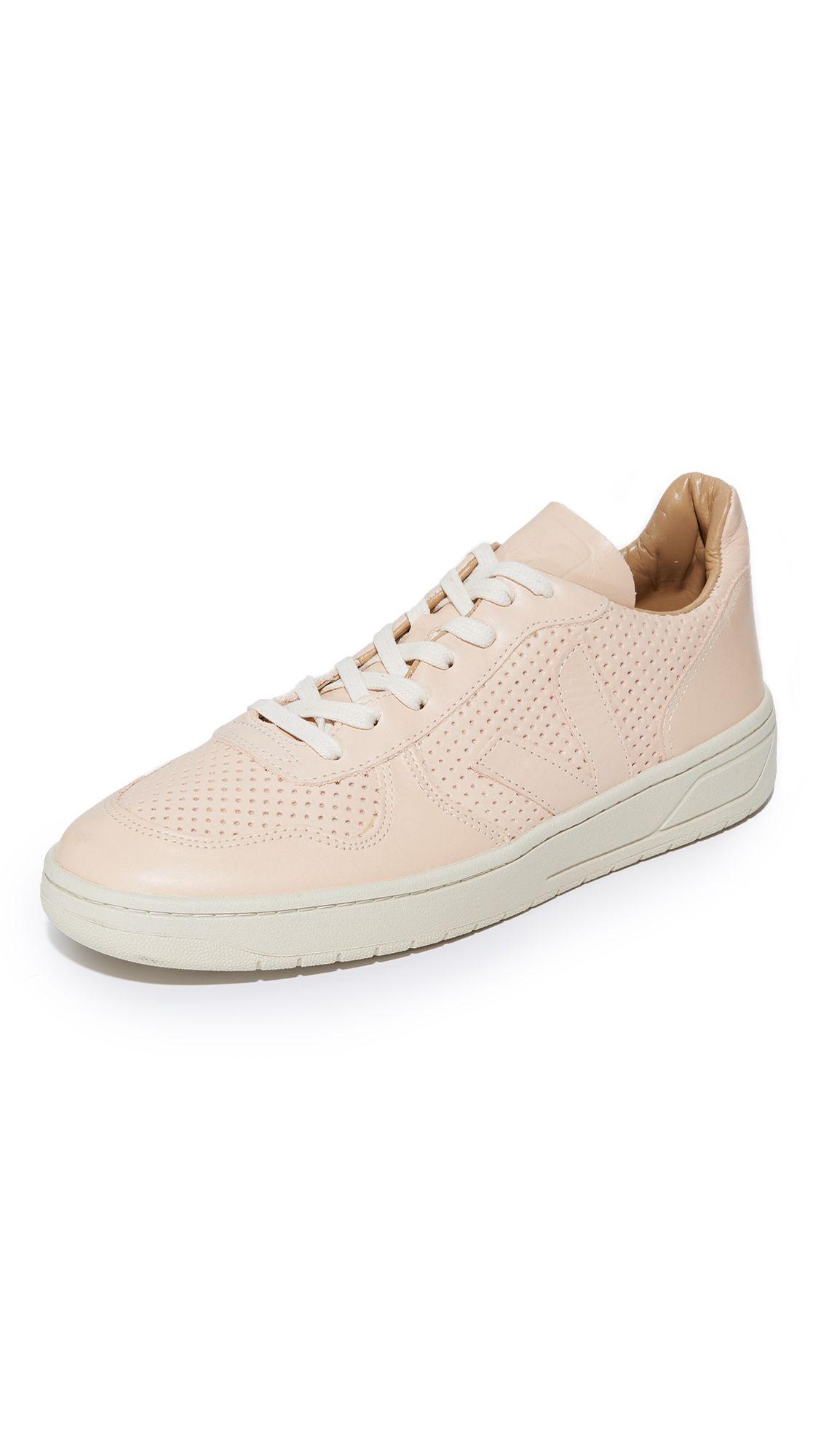 V-10 Bastille Leather SneakerVeja hhj5MNgL0