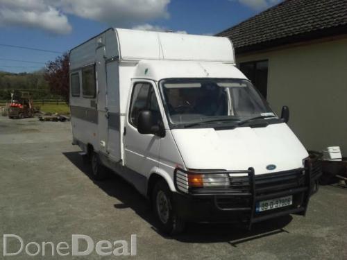 Ford Camper Van