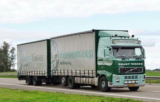 Volvo Fh  Brant Visser