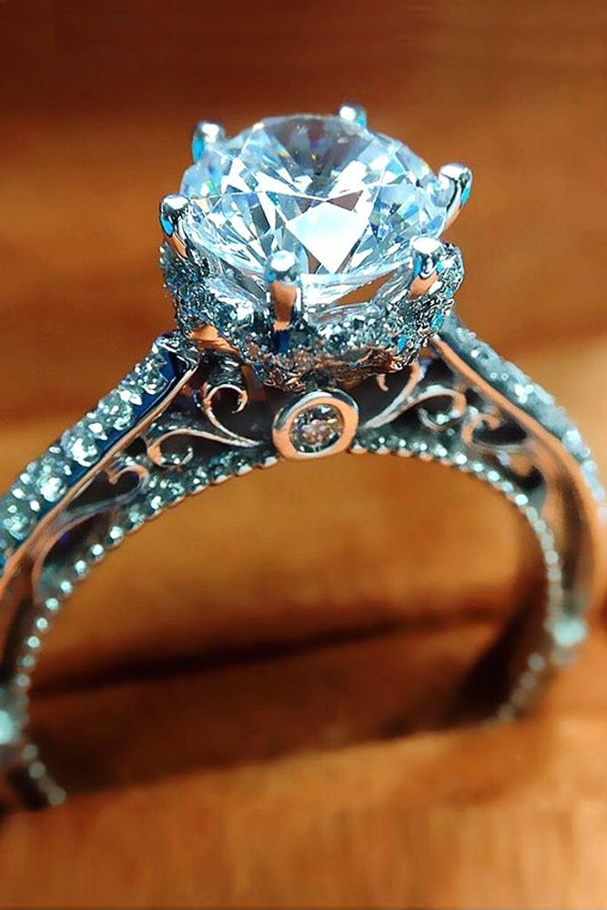 39 most popular engagement rings for women - Most Beautiful Wedding Rings