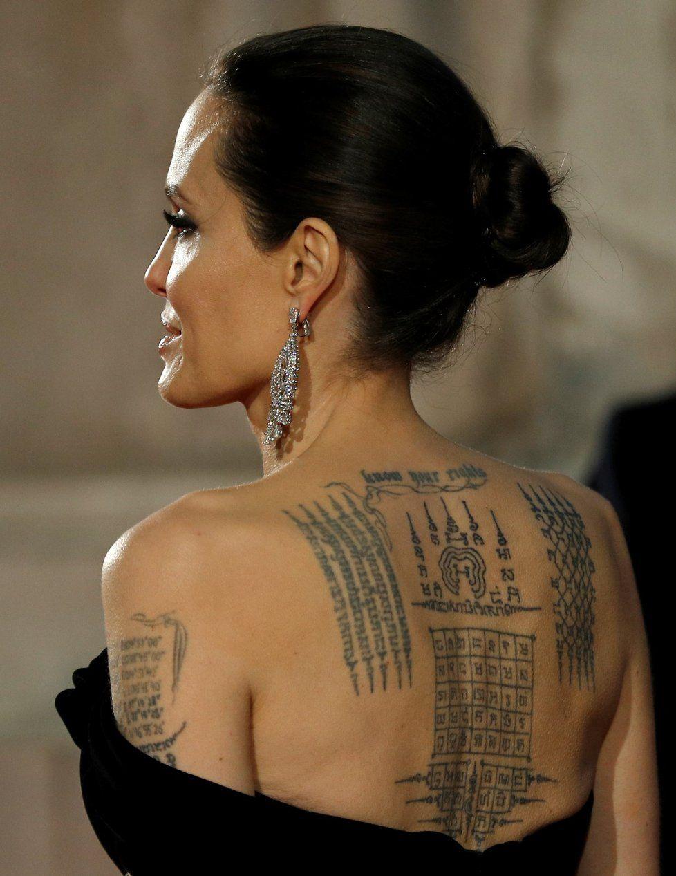 Angelina Jolie Tattoos в 2019 г Angelina Jolie Inked Girls и