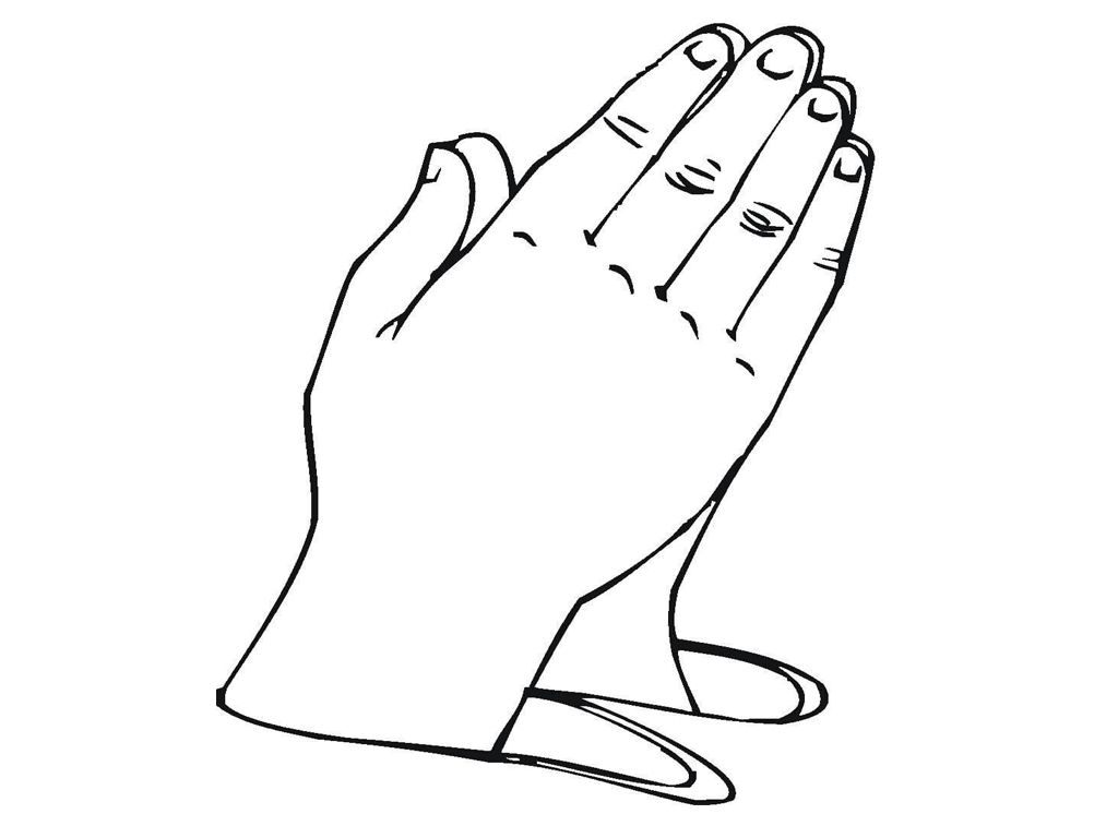 Prayer Coloring Pages