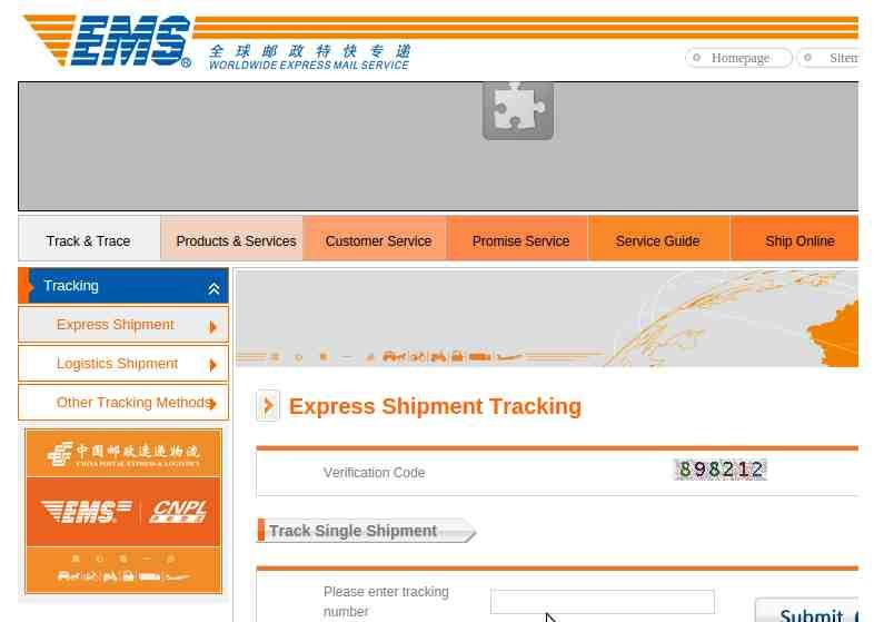 It's a great way to track China Post parcels without any hassle