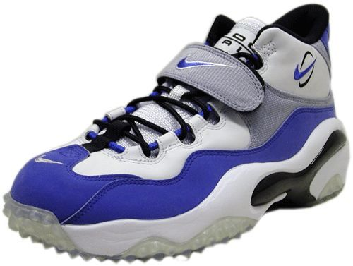 new product 2c5da d0d56 Nike Air Zoom Turf Trainers (Barry Sanders)