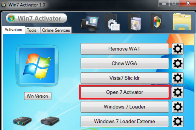 Windows 7 Activator download 32 and 64 bit protect premium SLIC code