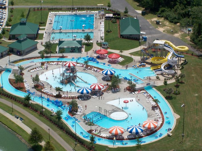 Splash In The Boro Family Waterpark And Aquatic Center In