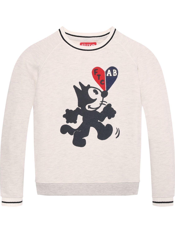 a847c1df757 Printed Sweatshirt   Felix the Cat   Sweats   Girls' Clothing at Scotch &  Soda