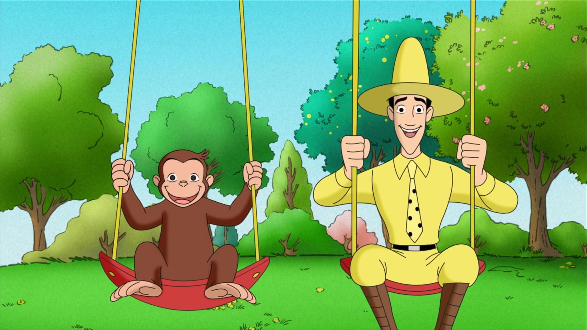 """PBS KIDS Premieres """"CURIOUS GEORGE SWINGS INTO SPRING"""" on Earth Day ..."""