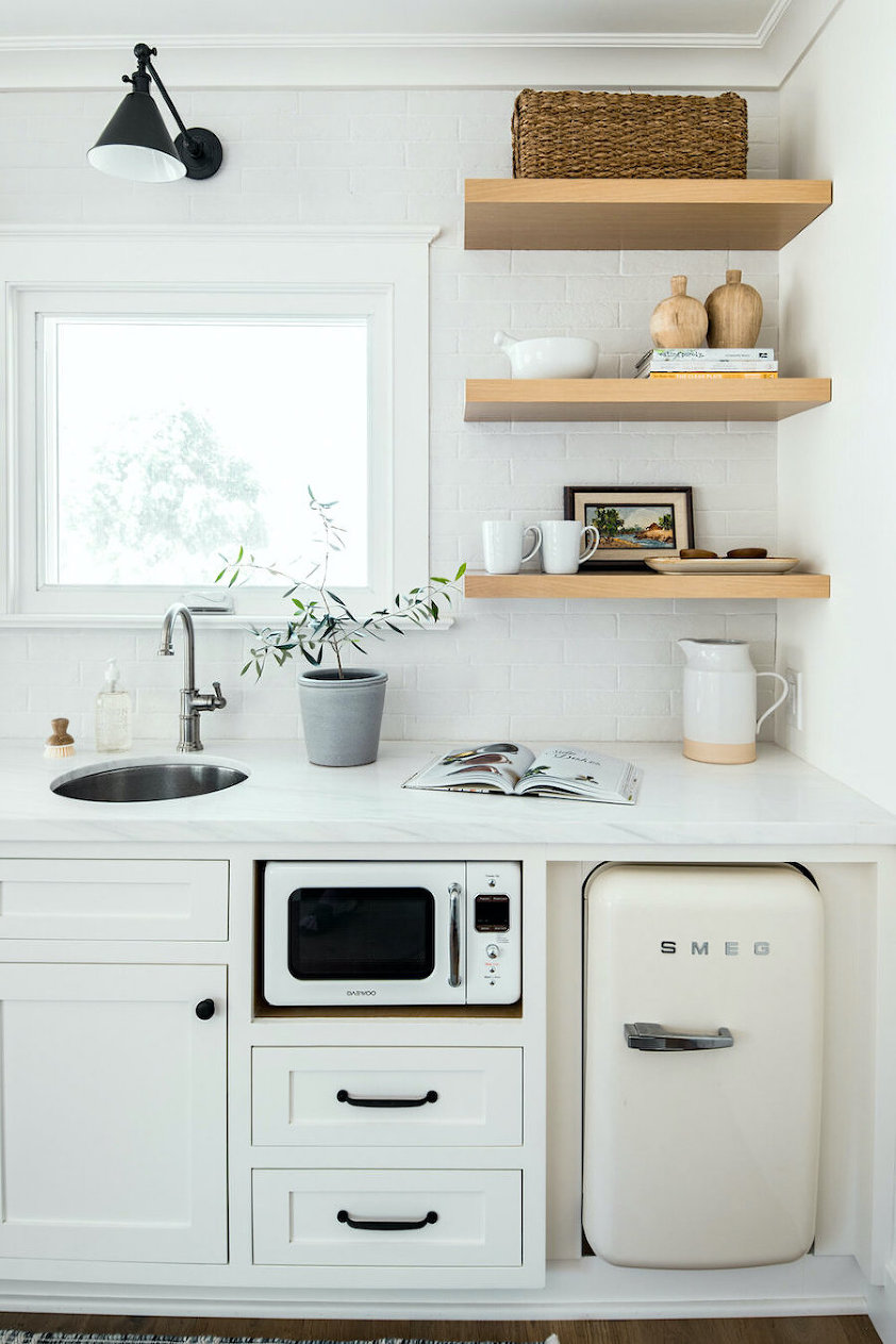 16 Tiny Kitchens That Prove That Bigger Isn't Always Better